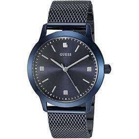 Reloj Guess De Hombre U0919g4 Con Un Diamante 100% Original
