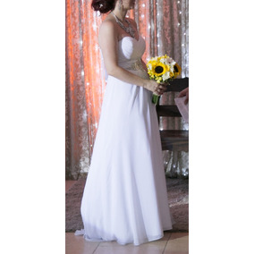 Vestido Noiva Tomara Que Caia Drapeado Jóia