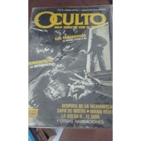 Revista Oculto - Hilo Directo Con El Misterio - Nº1 Varios