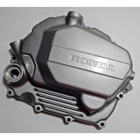 Tampa Do Motor Lado Direito Cg 125 83-91 Original Honda