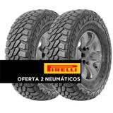 2 Neumaticos Pirelli Scorpion Mtr 245/75 R16 120q