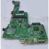 Tarjeta Madre Toshiba Satellite C40d N/p: Da0mtbmb8e0