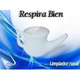 Respira Bien Limpiador Nasal, Neti Pot, Tetera Con Envío