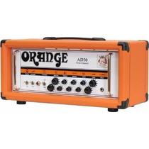 Cabezal Valvular De Guitarra Orange Ad30htc Made In Uk