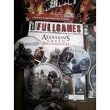 Jogos Full Games Assassins Creed I, Ii E Brotherhood