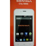 Telefono Celular Senwa City S605 El Mejor Regalo Para Mamá