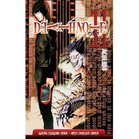 Manga Death Note Tomo #11 Acuerdo Larp Editores Local Envios
