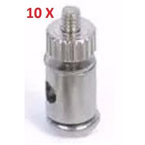 10 Peças Linkage Stopper 2.1mm P/ Servos Standard Ou Menores