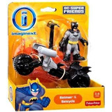 F P Imaginext Super Friends Surtido Figuras Batman & Batimot