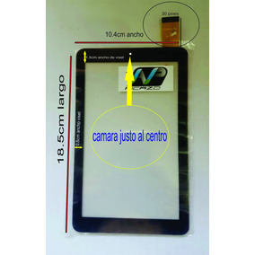 Touch Tablet Lanix Ilium Pad I7 V2 Cámara Al Centro 30 Pines