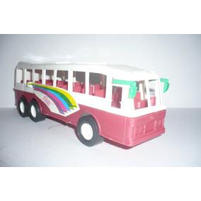 Autobus Foraneo De Pasajeros Futura - Camion Juguete Escala