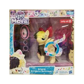 My Little Pony Movie Singing Songbird Serenade Luz Y Sonidos