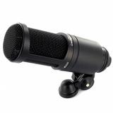 Micrófono Audio Technica At2020 Condenser Estudio Garantia
