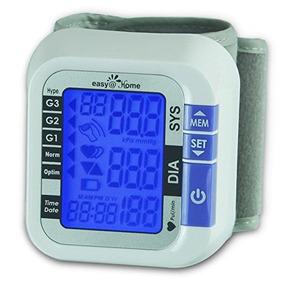 Fácil @ Home Pulsera Digital Monitor De Presión Arterial Co