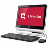 Desktop Hp All-in-one 18-2001la 18.5 Intel Atom 2gb 500g