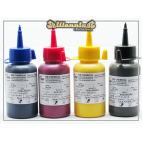 Tinta Sublimatica Polyester Caneca Bm Chemical Kit C/ 500ml