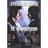 El Demoledor - Sylvester Stallone - Snipes, Bullock - Dvd