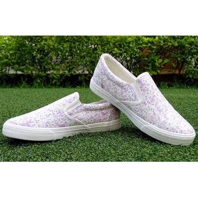 Zapatos Para Mujer En Tela
