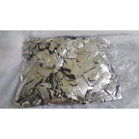 Papel Confeti Metalizado Para Maquinas Lanza Papeles.1 Kilo