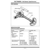 Libro De Taller Hyundai Galloper, 1991-2003 Envio Gratis!!.