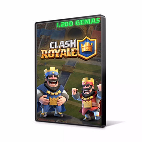 Clash Of Royale 1.200 Gemas - Google Play Br Android