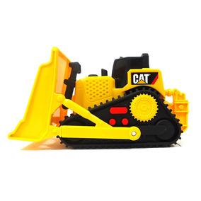 New Mini Mover Caterpillar Bulldozer Brinquedo Dtc 2640