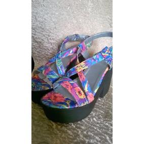 Sandalias Artesanales N 35 Al N 40 Unicas !.a Solo $998 C/u