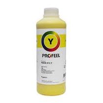 Tinta Pigmentada Profeel H8940 - Amarela -litro- Porto Alegr