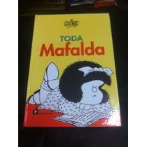 Toda Mafalda - Livro Capa Dura 1993