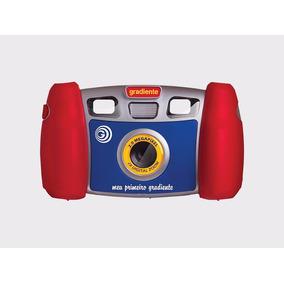 Câmera Infantil Dig Meu Primeiro Gradiente Criança Barato!!!