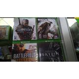 Juegos Usados Para Xbox One, Desde 13mil, Jaden Electroncs!