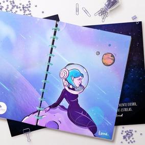 Caderno De Disco A5 - Mulher De Vênus - Frete Grátis