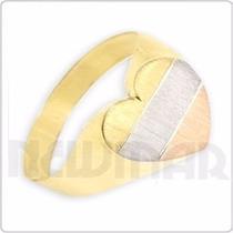 Anillo Sello De Oro Amarillo 18 Kilates Para Grabar Dama