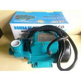 Bomba De Agua 1/2 Hp Pulmon Hidro Press Control Sensor Flujo