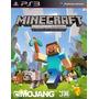 Minecraft Playstation 3 Digital Ps3 Entrega Rapida
