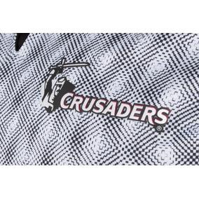 Camiseta Super Rugby Crusaders 2018