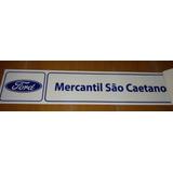 Adesivo Mercantil Concessionária Ford