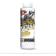 Aceite Sintético Moto Ipone Full Power Katana 10w50 Ipone