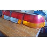 ** Honda Civic Cupe 96 Al 98 Faros Traseros Original **