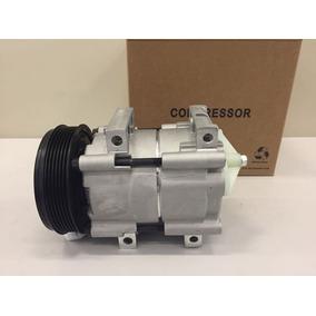 Compressor Ford Ranger Escort Zetec Mondeo Polia 6pk Novo