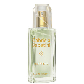 Gabriela Sabatini Perfume Feminino Happy Life Edt 30ml Blz