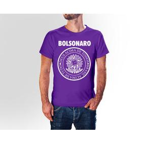 Camisa Bolsonaro - Deus Acima De Tudo, Brasil Acima De Todos