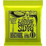 Ernie Ball 2621 Nickel 7 String Slinky Guitar