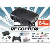 Retroconsola Recalbox 4.1.0 64gb