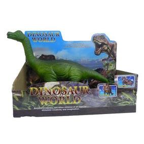 Dinosaurio Brontosaurio Figura Soft 20cm
