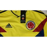 Camiseta Seleccion Colombia Mundial Rusia 2018 Originales
