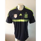 Camisa Espanha Copa Do Mundo 2014 adidas - Nova Etiqueta