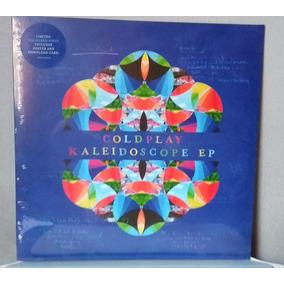 Coldplay Kaleidoscope Vinil Azul Pronta Entrega