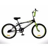 Bicicleta Bmx Tomaselli Freestyle Pintada Xt3 R-20