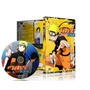 Box Dvd Naruto Shippuden Dublado 1ª A 5ª Temp 112 Episódios
